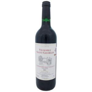 H_Vignoble Saint Georges Cabernet Sauvignon