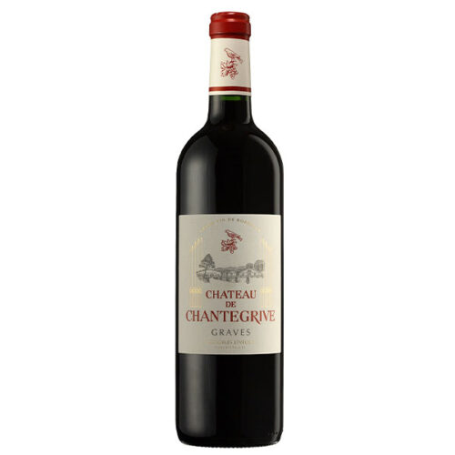 Chateau De Chantegrive Tinto 750 ml